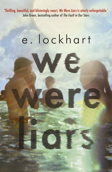 Image result for 6) We Were Liars: book
